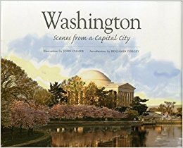 9789814217484 WASHINGTON: SCENES FROM A CAPITAL CITY