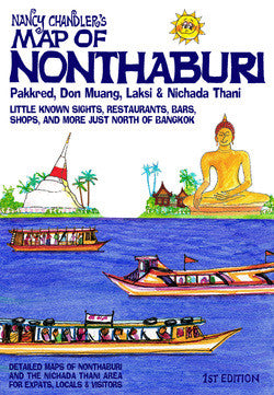 Nancy Chandler's Map of Nonthaburi