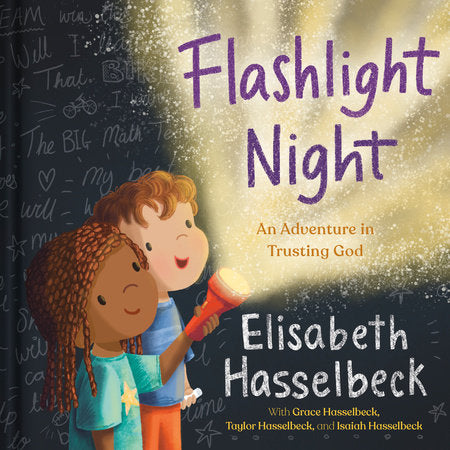 Flashlight Night By ELISABETH HASSELBECK