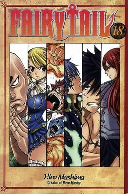 Fairy Tail Vol.18