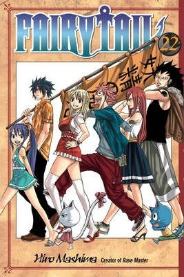 Fairy Tail Vol.22
