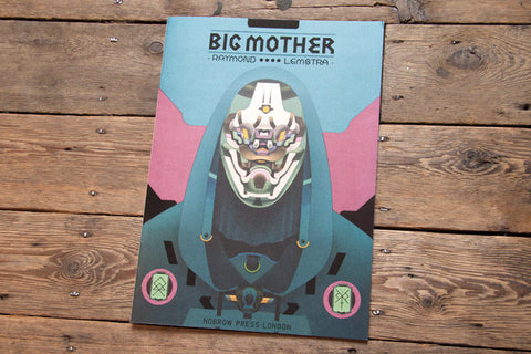Big Mother # 4: Raymond Lemstra (Limited Edition)