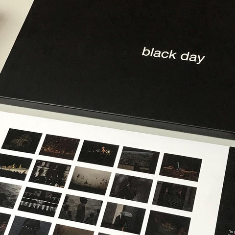 black day by Ekkarat Punyatara