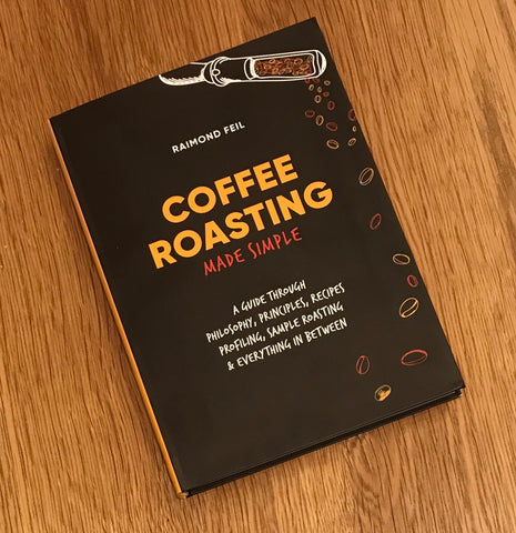 9789949885824 COFFEE ROASTING MADE SIMPLE