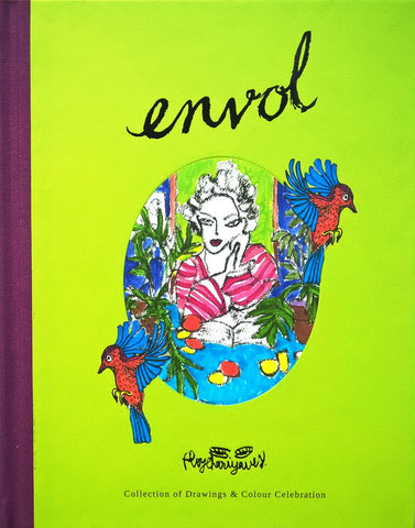 Envol : Collection of Drawings & Colour Celebration (SERINDIA)