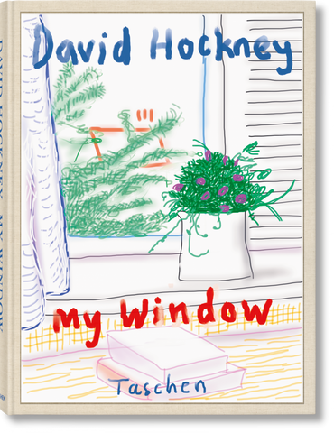 My Window by David Hockney