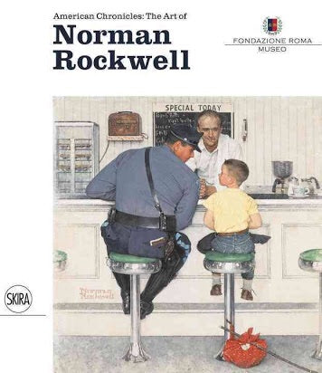 American Chronicles: The Art of Norman Rockwell (Skira)