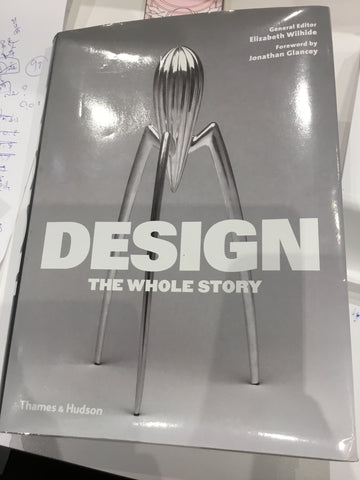 9780500292280 Design: The Whole Story (thamesandhudson)