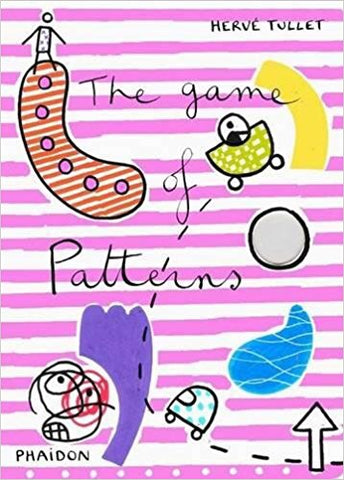 9780714861876 The Game of Patterns (Let's Play Games!) (PHAIDON)