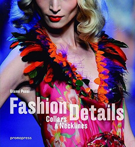 Collars & Necklines (Details in Fashion Design)  (Promopress; Multilingual edition)