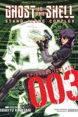 Ghost In The Shell: Stand Alone Complex Vol.03