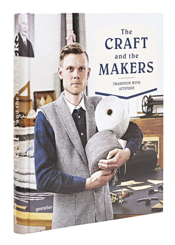 9783899555486: The craft and the makers (assouline)