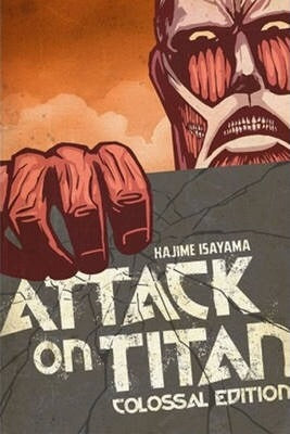 Attack On Titan: Colossal Edition Vol.01