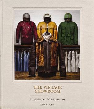 The Vintage Showroom: An Archive of Menswear (Laurence King)