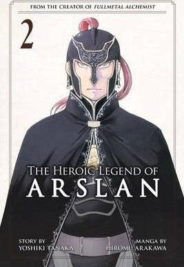 The Heroic Legend Of Arslan Vol.02