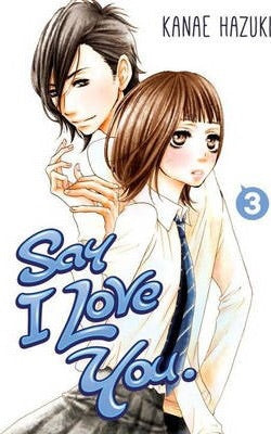 Say I Love You Vol.03