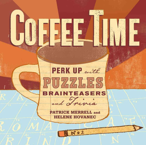 Coffee Time  Perk Up with Puzzles