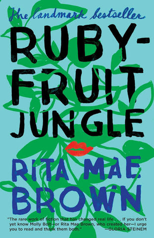 Rubyfruit Jungle: A Novel by Rita Mae Brown