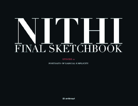 Nithi Final Sketch Book