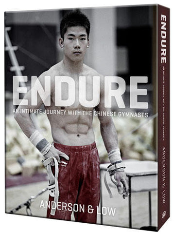 ENDURE: AN INTIMATE JOURNEY WITH THE CHINESE GYMNASTS LIMITED ART EDITION