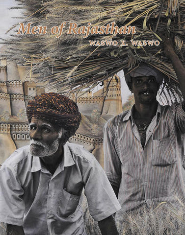 MEN OF RAJASTHAN: Deluxe Hardcover Edition