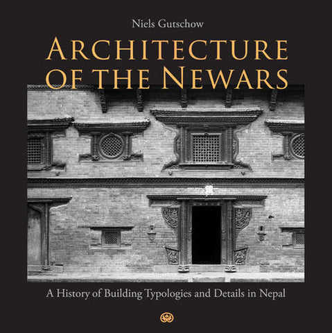 ARCHITECTURE OF THA HISTORY OF BUILDING TYPOLOGIES AND DETAILS IN NEPAL (3 VOLUMES)