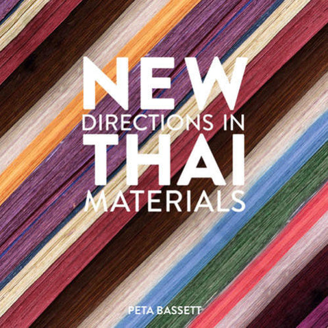 9781932476507 New Directions in Thai Materials (Serindia)
