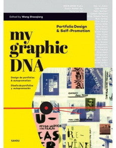 MY GRAPHIC DNA / PORTFOLIO DESIGN