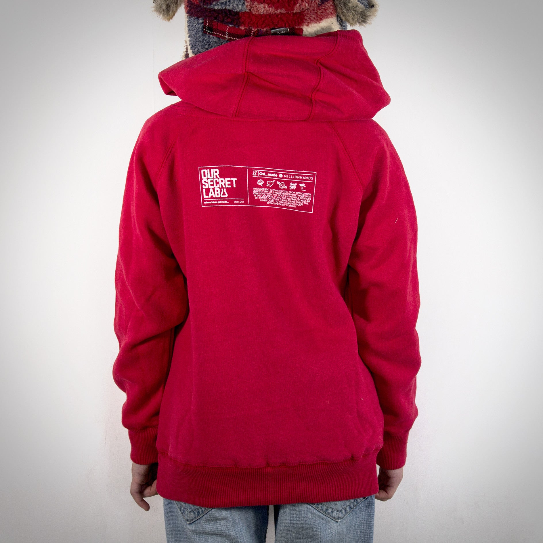 Red Riding Hoody_jr