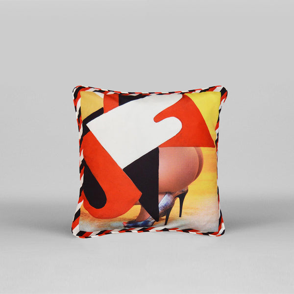 AVAF<br>BUTT PILLOW, 2014, (ART04)