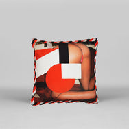 AVAF<br>BUTT PILLOW, 2014, (ART05)