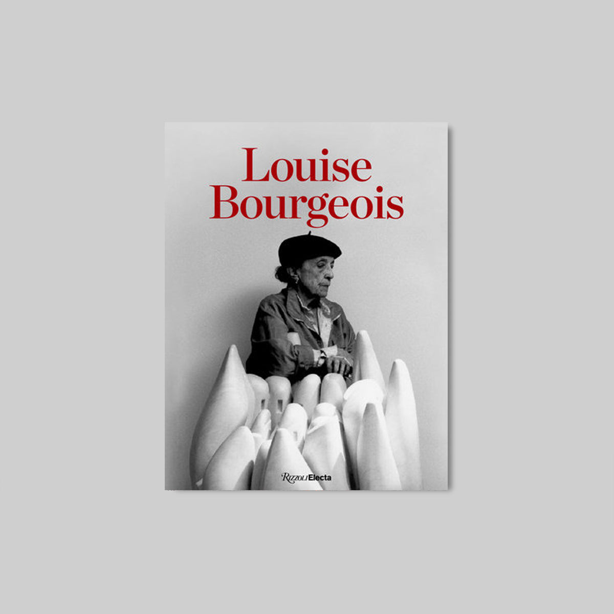 LOUISE BOURGEOIS, MONOGRAPH