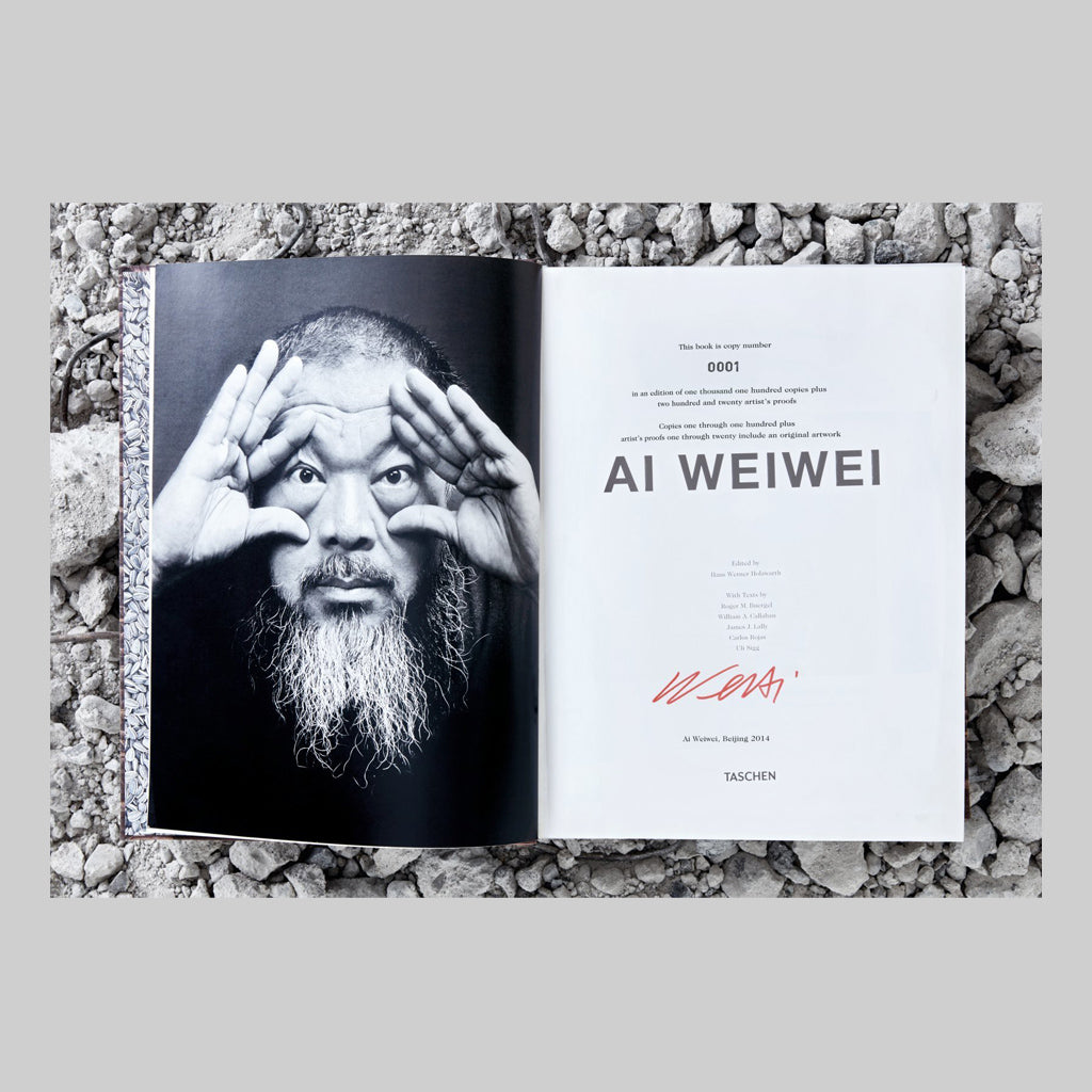 AI WEIWEI <br>COLLECTOR'S EDITION