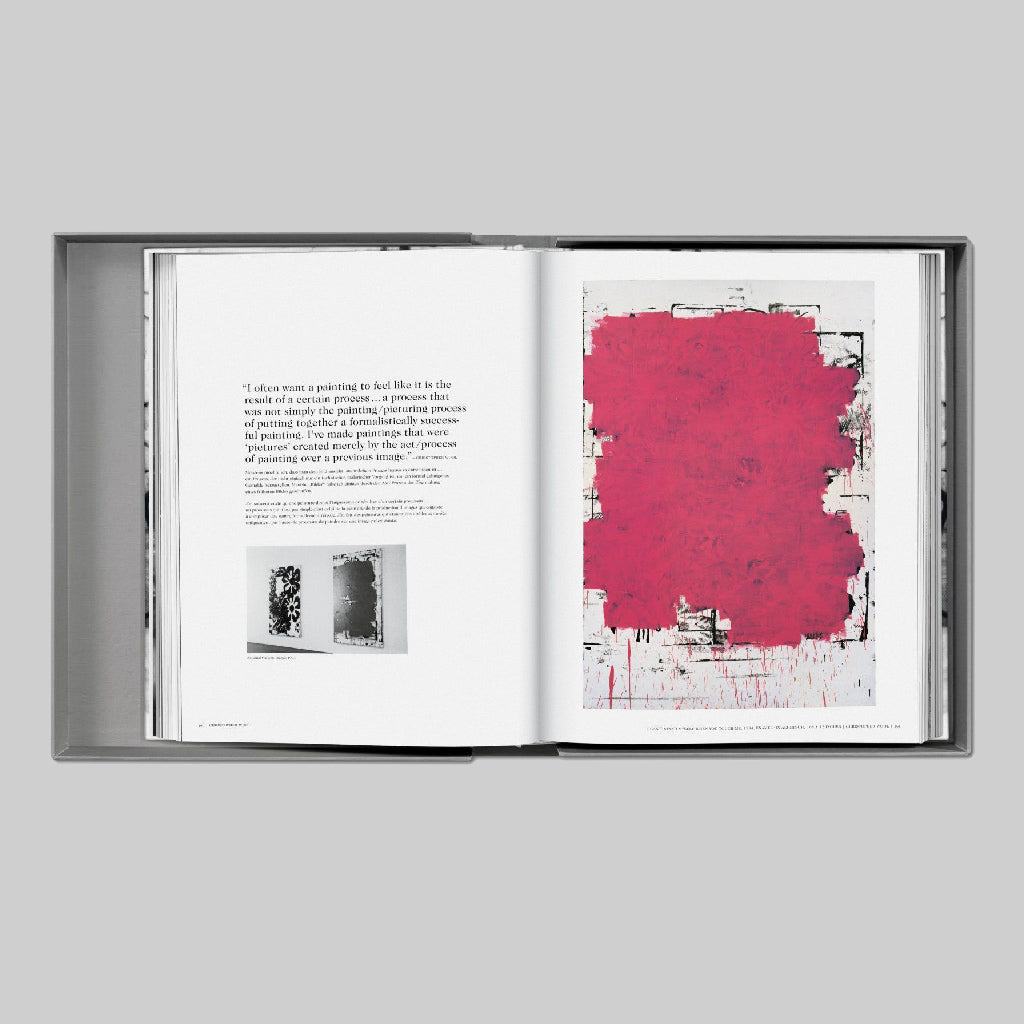CHRISTOPHER WOOL<br> COLLECTOR'S EDITION
