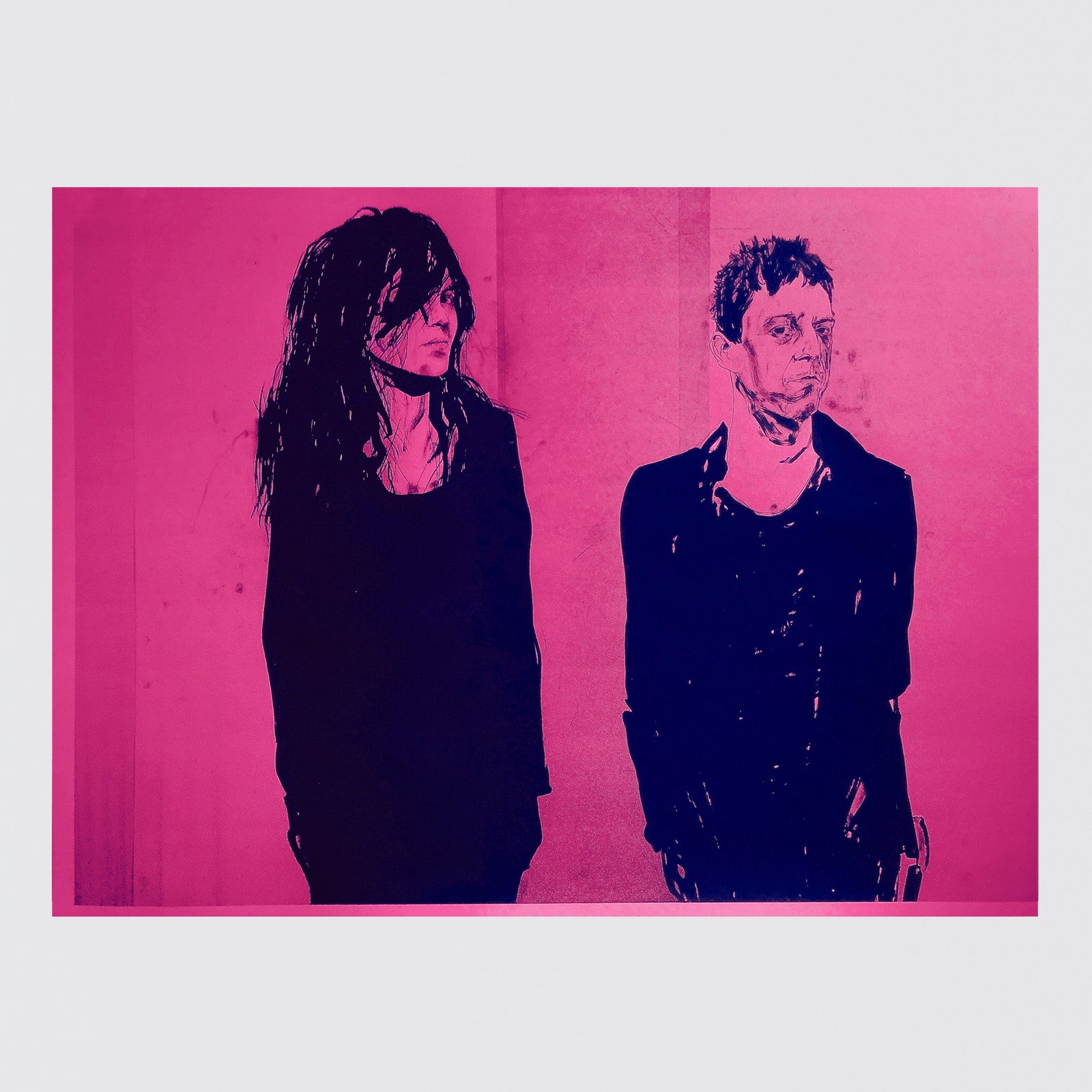 ROBERT KNOKE, ON PINK (THE KILLS) 2007 / 2018
