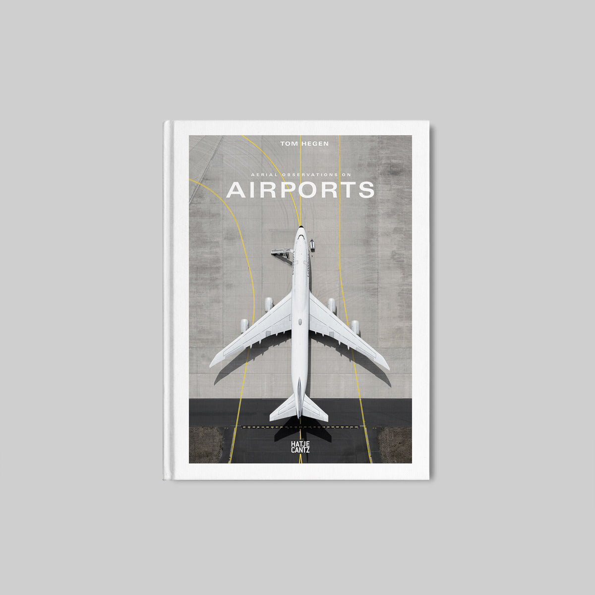 TOM HEGEN, AIRPORTS (SIGNED COLLECTOR'S EDITION)