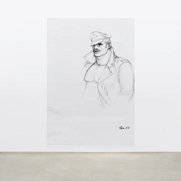 TOM OF FINLAND<br>Untitled, 1987 (0132)
