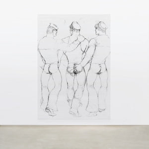 TOM OF FINLAND, UNTITLED, 1985 (0420)