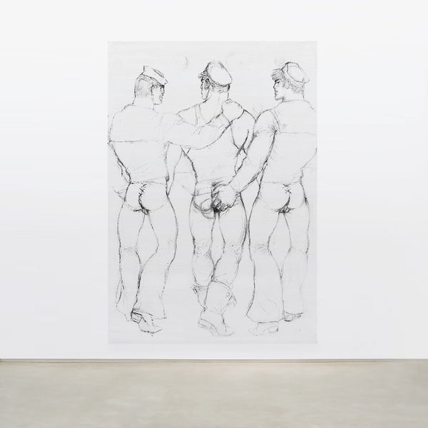 TOM OF FINLAND<br>Untitled, 1985 (0420)