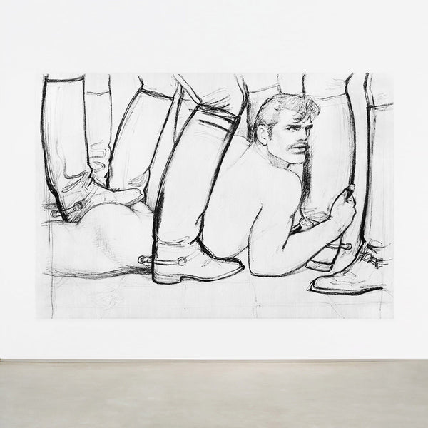 TOM OF FINLAND<br>Untitled, 1977 (1045)
