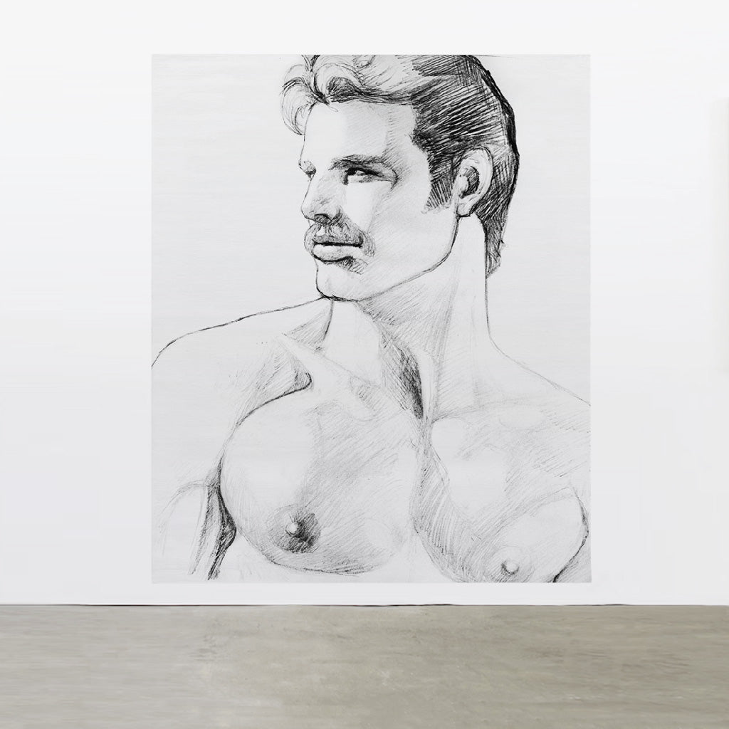 TOM OF FINLAND, UNTITLED, 1980 (0599)