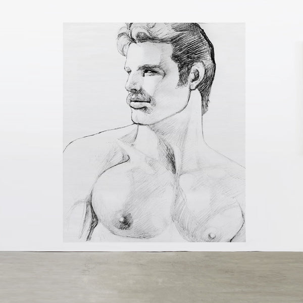 TOM OF FINLAND<br>Untitled, 1980 (0599)