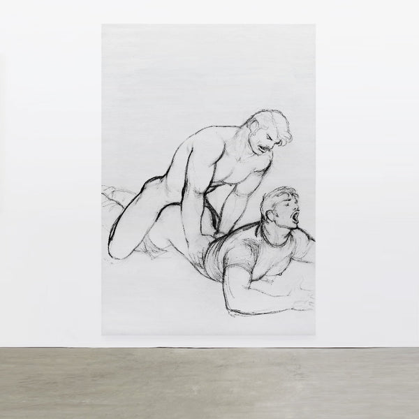 TOM OF FINLAND<br>Untitled, 1977 (1220)