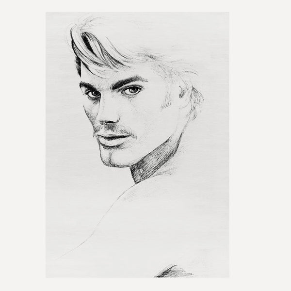 TOM OF FINLAND<br>Untitled, 1979 (1052)