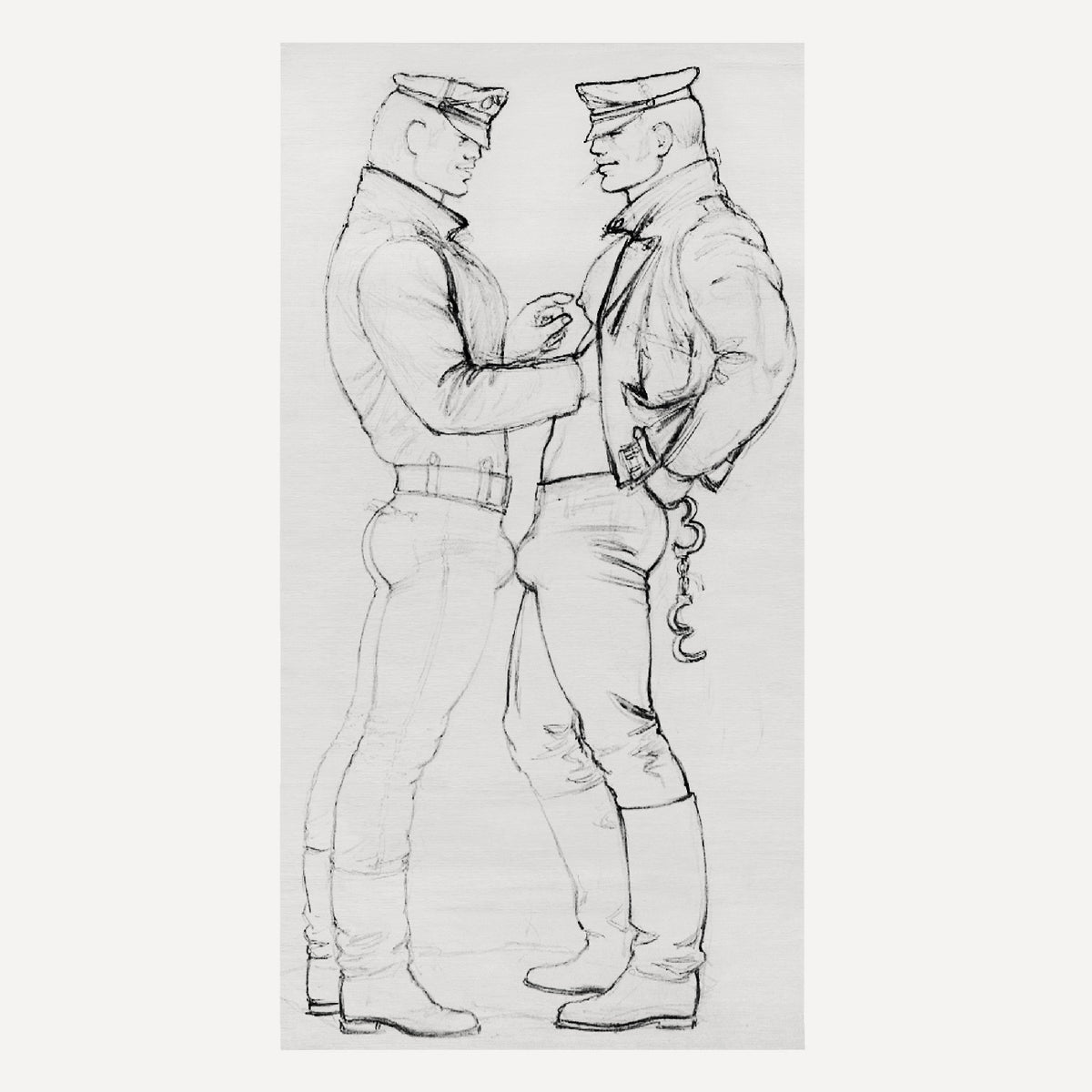 TOM OF FINLAND<br>Untitled, 1977 (0220)