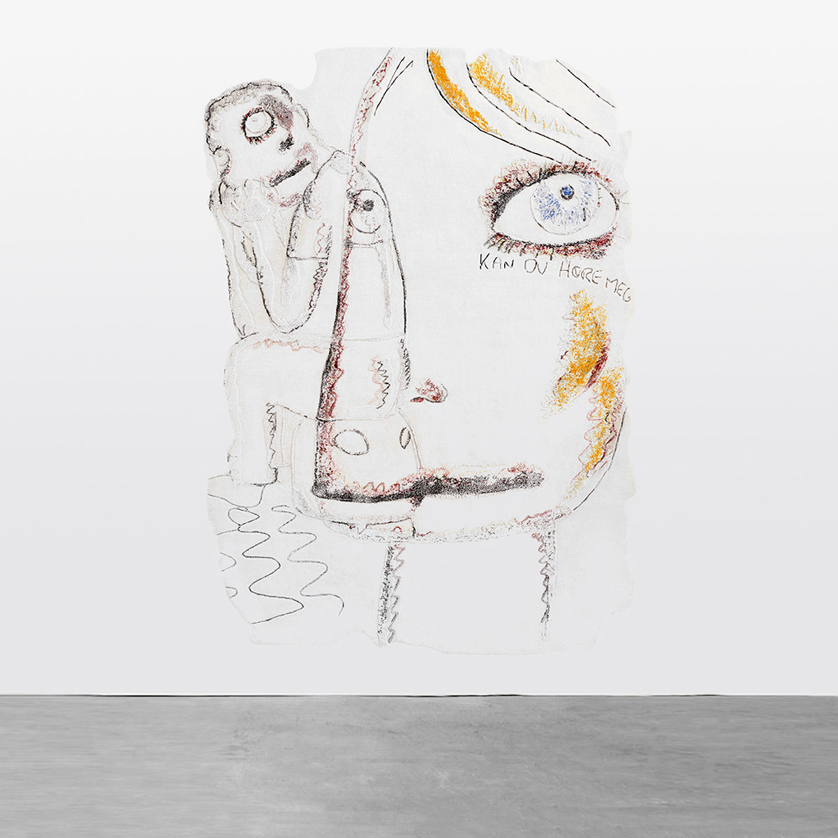 BJARNE MELGAARD<br>Untitled (01), 2017