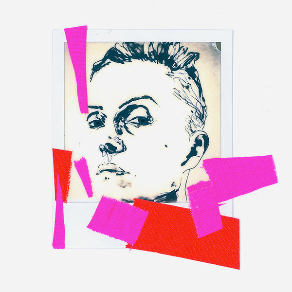 ROBERT KNOKE<br>DEBBIE HARRY (NEW WAVE VERSION II), 2014