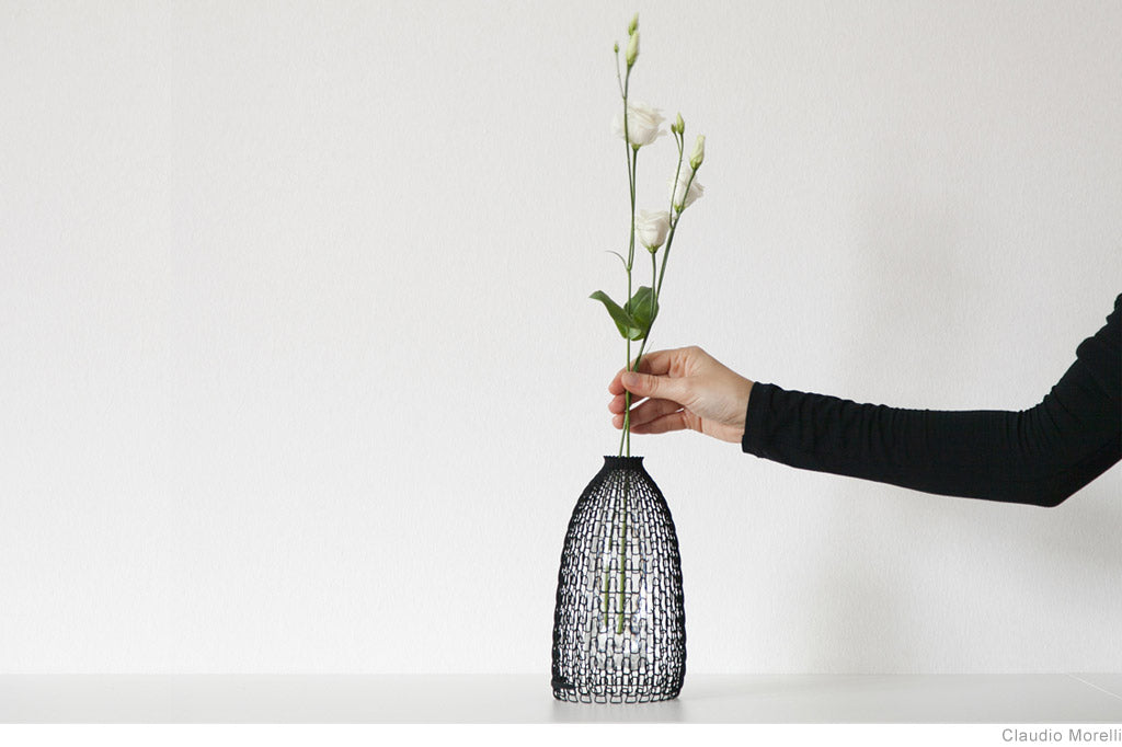 3D Printed Vases by Design Libero