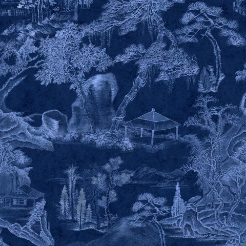 Asian Scenery Wallpaper - Compendium Collection by MINDTHEGAP   Do Shop