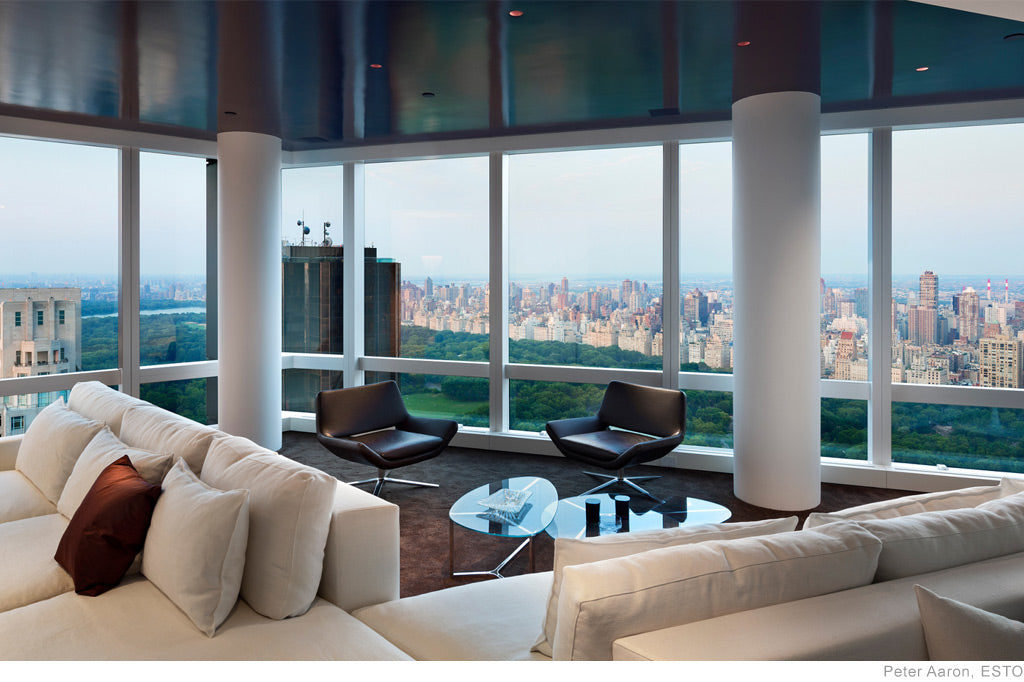 25 Columbus Circle Apartment by Joel Sanders Architect